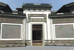 湖南长沙铜官窑仿古建筑施工设计客户见证
