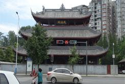 四川古建筑修建