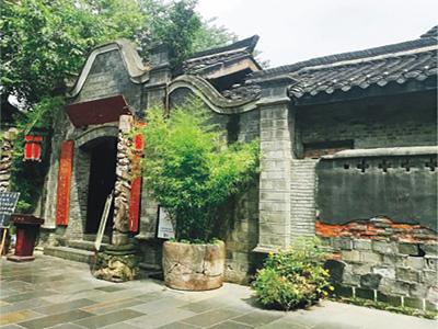 四川古建筑设计施工中如何选购青砖