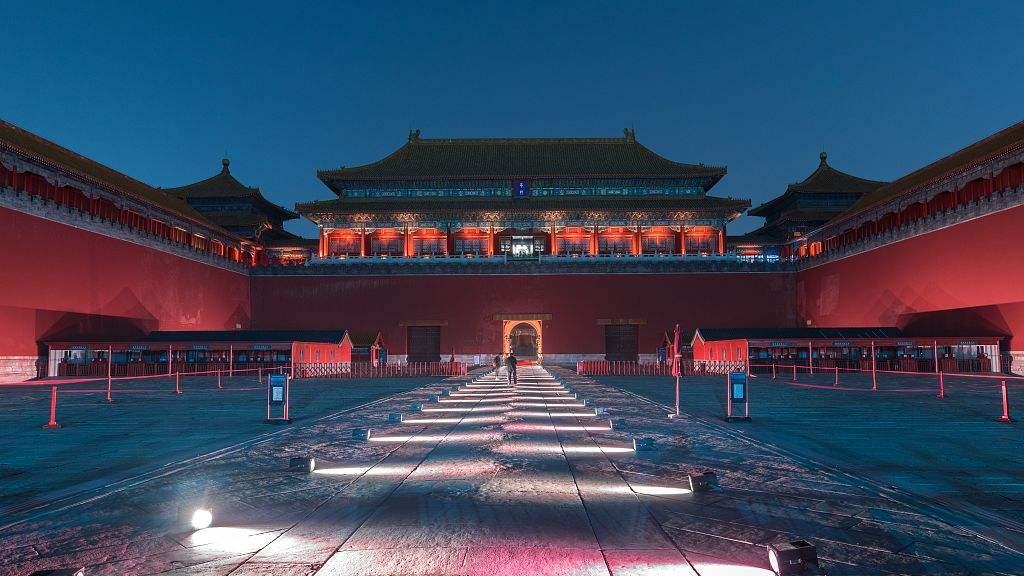元宵节故宫将首次面向公众开放夜场