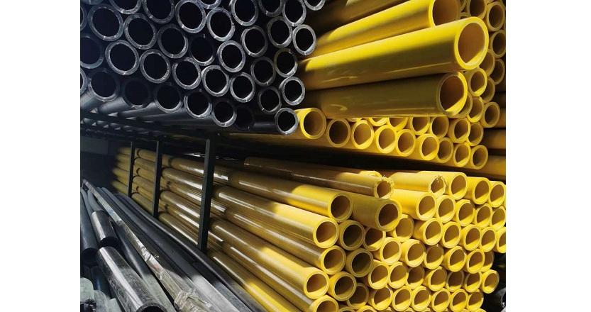 超高分子量聚乙烯管材与采矿业的紧密联系,看完才知道这种管材有多实用