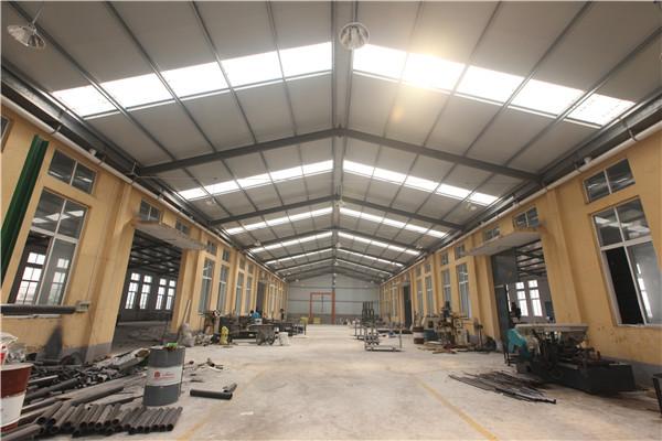 超高分子量聚乙烯板材工厂风貌