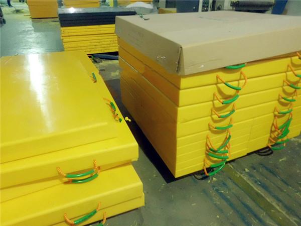 超高分子量聚乙烯衬板起重机垫