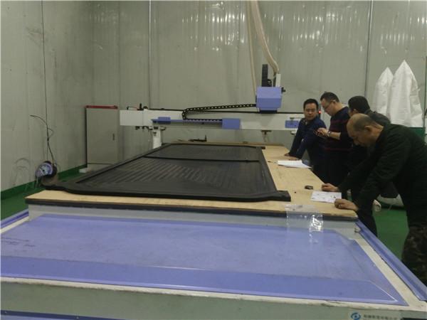 超高分子量聚乙烯板材客户使用案例