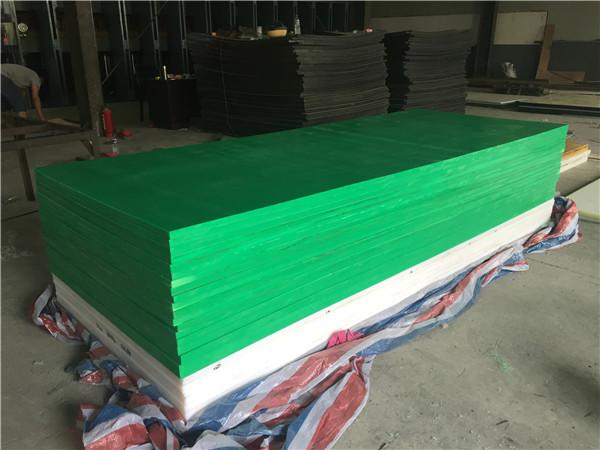 专业人士告诉你超高分子量聚乙烯板材的详细工艺操作方法