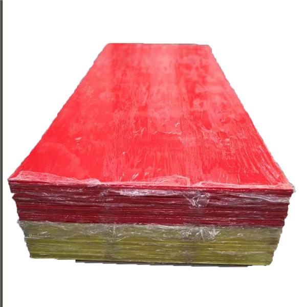 高分子聚乙烯板材储存在时候需要注意哪些?