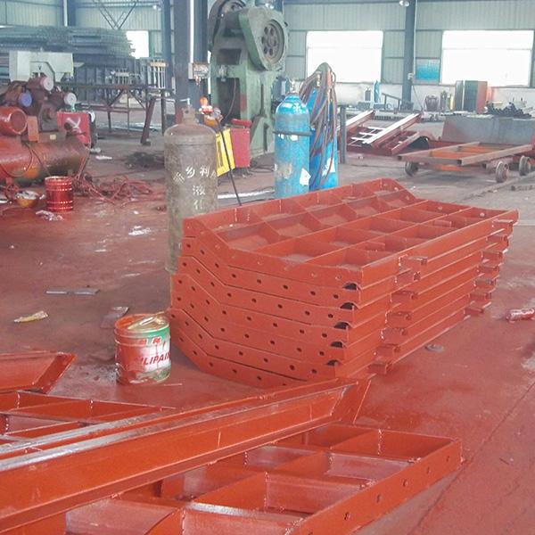 四川異型鋼模板