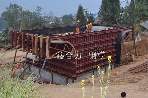 成都鋼模板介紹及鋼模板施工優缺點
