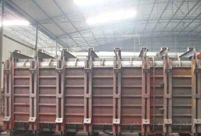 簡述成都鋼模板對於混凝土工程的重要性