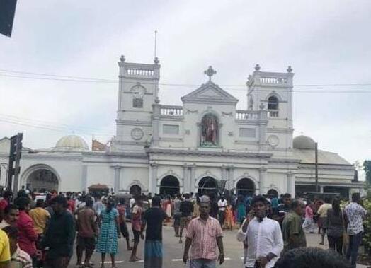 斯裏蘭卡發生連續爆炸案導致國人遇難而華人圈也非常震驚