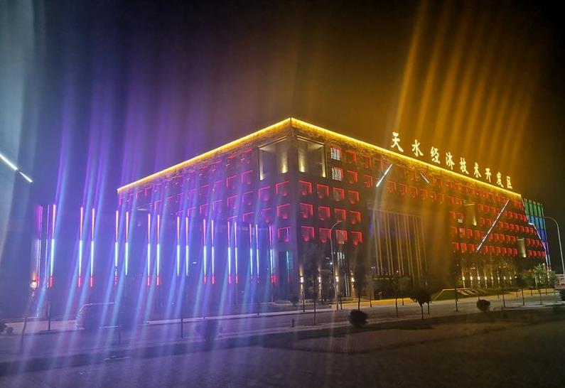 楼宇亮化在亮化工程中有什么意义呢?