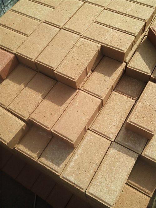 河南生态砂基透水砖