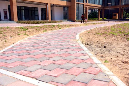透水砖在建筑行业的发展趋势