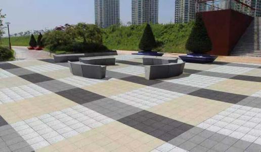 环保建材河南透水砖的分类和原理