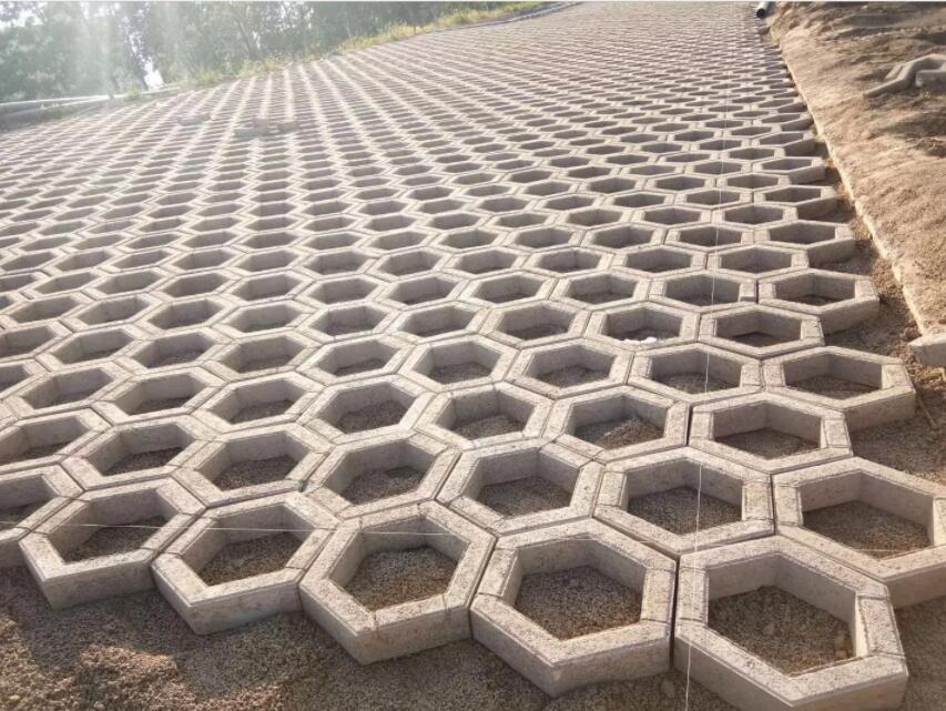 郑州护坡砖厂家