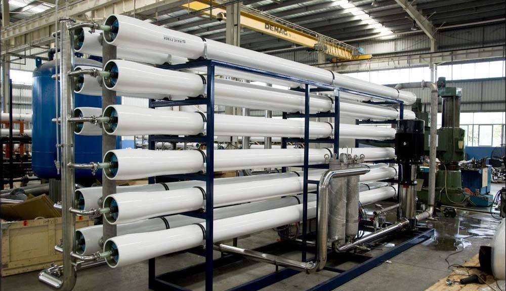 河北工业废水治理工程项目