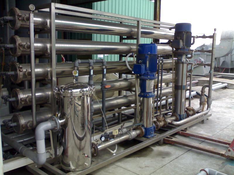 应该怎么做好水处理设备的日常维护和保养