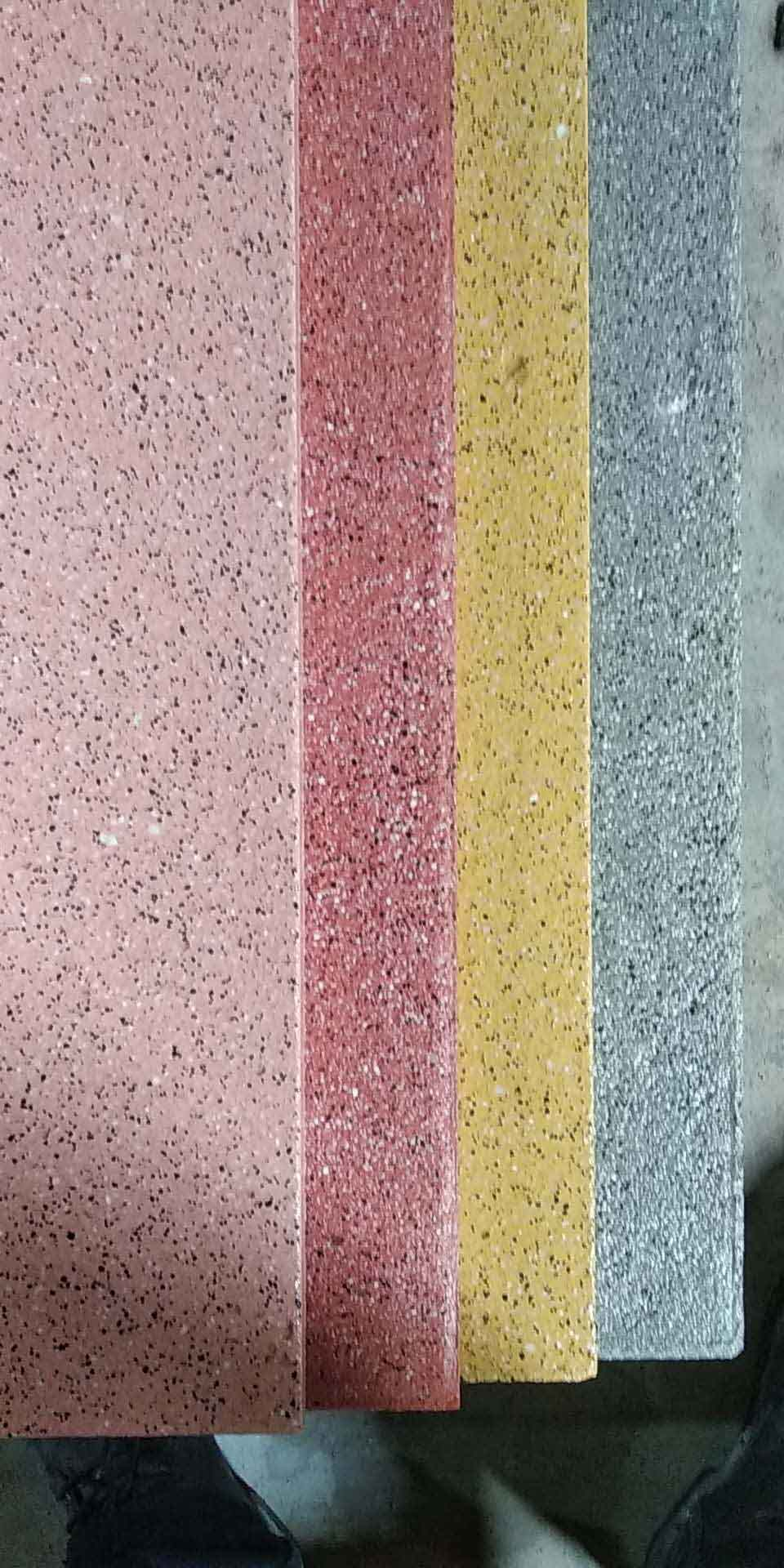 PC仿石砖——黄锈石