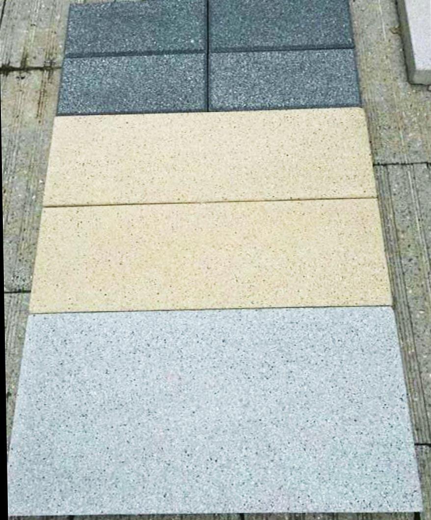PC仿石砖——黄金麻