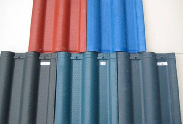 四川水泥彩瓦厂为大家介绍水泥瓦的功能以及着色技巧