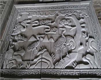 西安砖雕加工