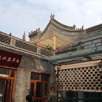 渭南小吃城案例