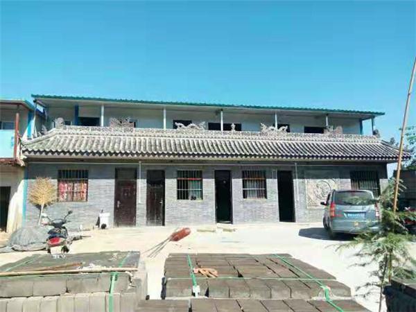 西安市临潼区新丰秦鑫仿古建材厂厂区环境