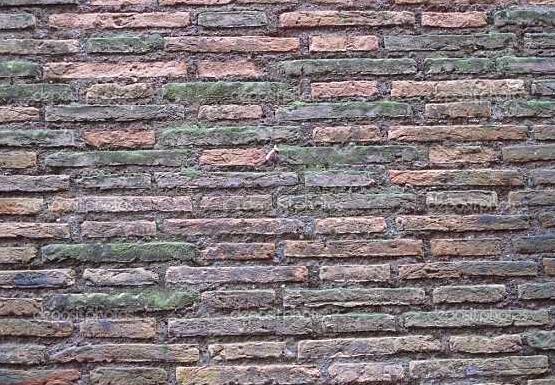 采用古建砖瓦搭建的园桥三种特点