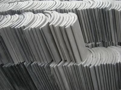 西安仿古建材厂家告诉您仿古瓦的颜色是因为烧制工艺!——陕西仿古建材