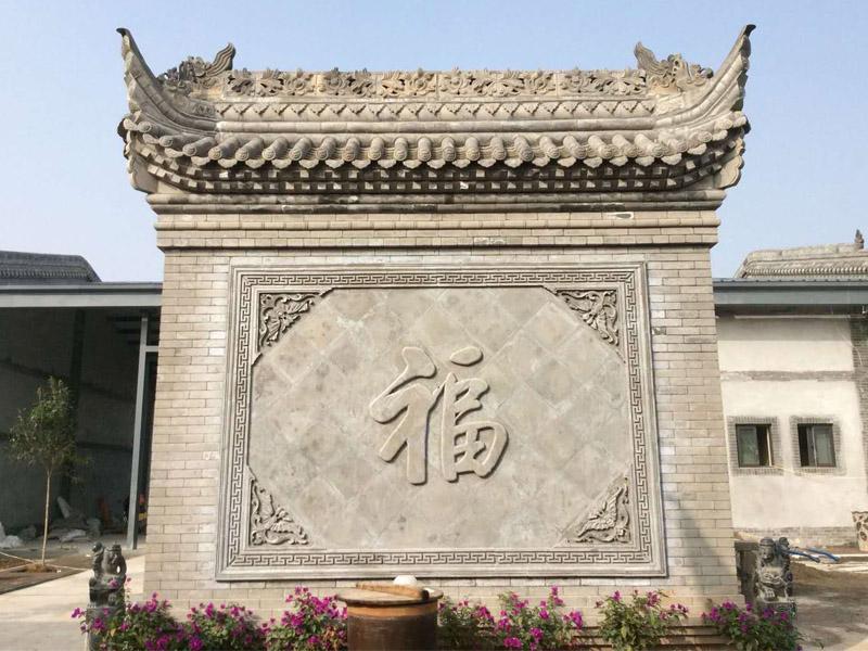陕西古建砖瓦案例