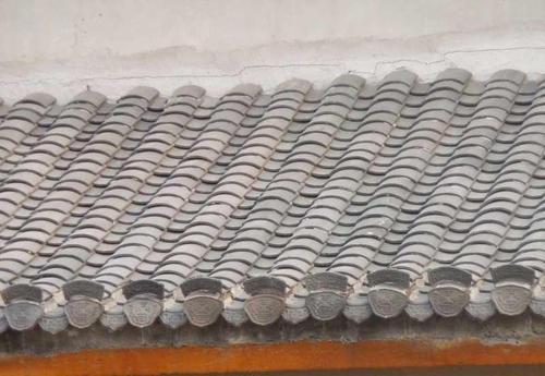 中国古建筑的基本组成-屋顶
