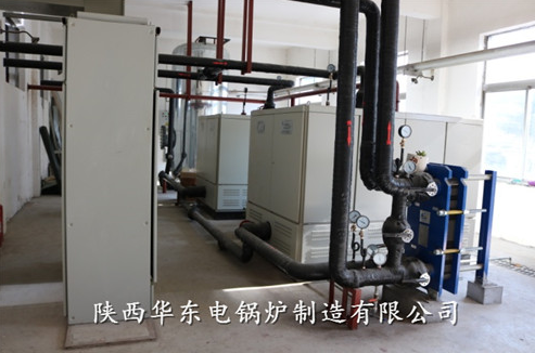 1400kw(常压型/承压型)分体式全自动电热水锅炉