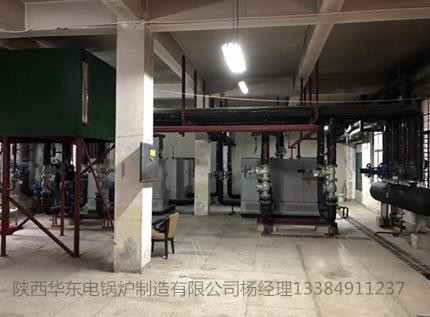 800~900kw(常压型/承压型)分体式全自动电热水锅炉