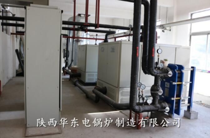遵循节能减排的原则,电锅炉让电采暖行业迈入新时代