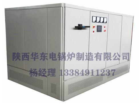 河北省煤改电工程有序进行,陕西华东电锅炉成为中流砥柱!