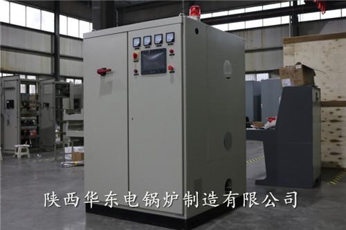 安康民航酒店供热系统改造工程(一台700KW常压电热锅炉)