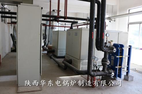 西安沈飞信息智能工程有限公司(蒲城电力公司空调改造项目)(两台315KW常压电热锅炉)