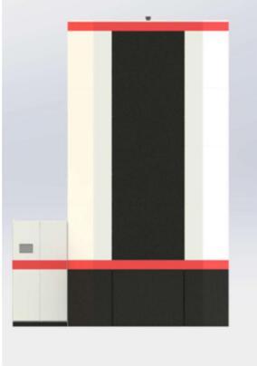 10KV高压电极热水锅炉(功率:4MW-40MW)