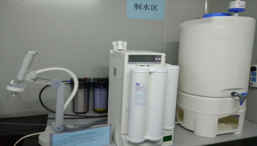 饮用水水质检测标准