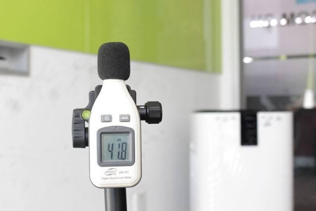 工作场所环境噪声检测