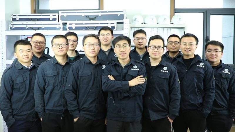 甘肃众仁检验检测中心团队风采展示