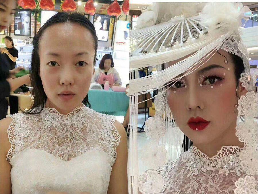 化妆学校哪里找呢?瑞尚化妆学校怎么样?