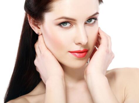 有一种美女 连化妆的样子都那么的美