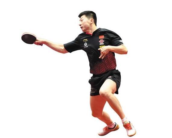 国乒队离京出征德国公开赛