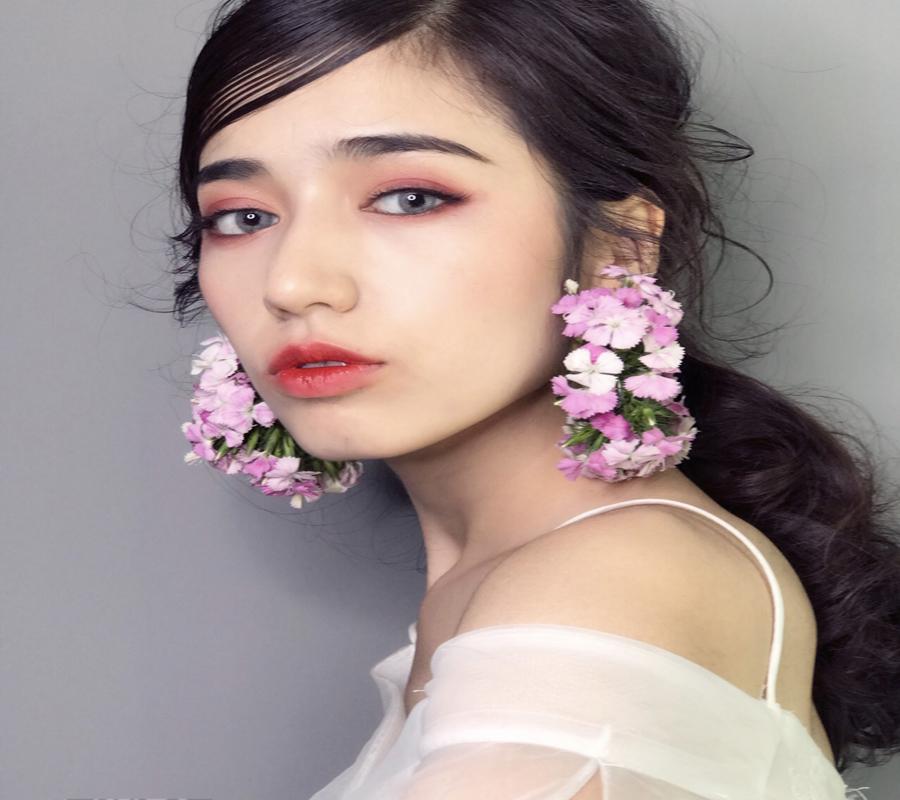 兰州化妆作品