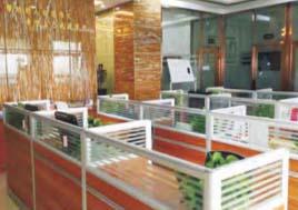 鸿福实业办公室