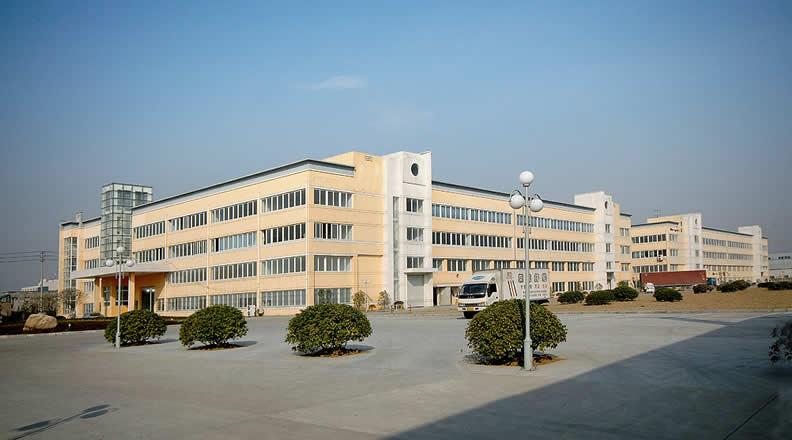 鸿福实业厂房