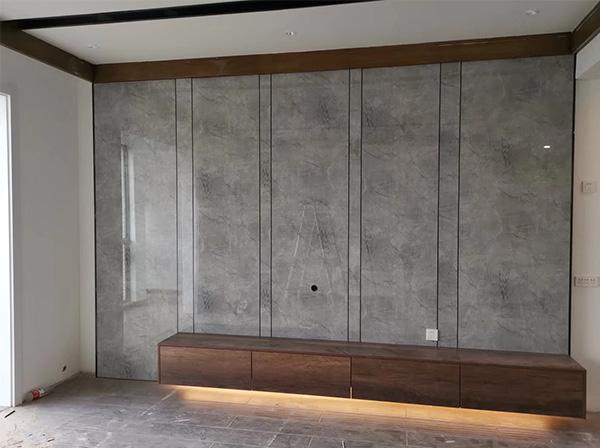 成都护墙板定制案例