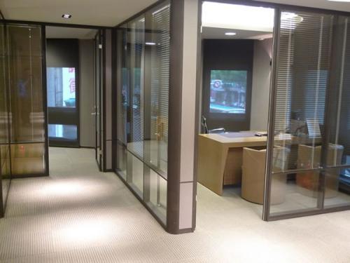 玻璃材质的成都铝框门选购注意事项,确定不了解一下吗