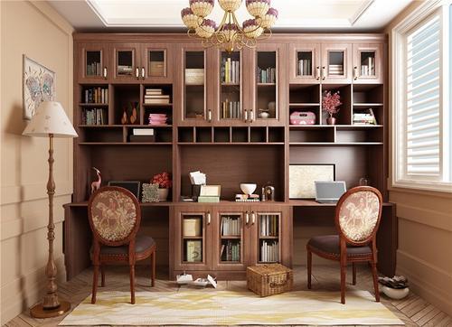 家具保养之成都定制书柜的维护技巧